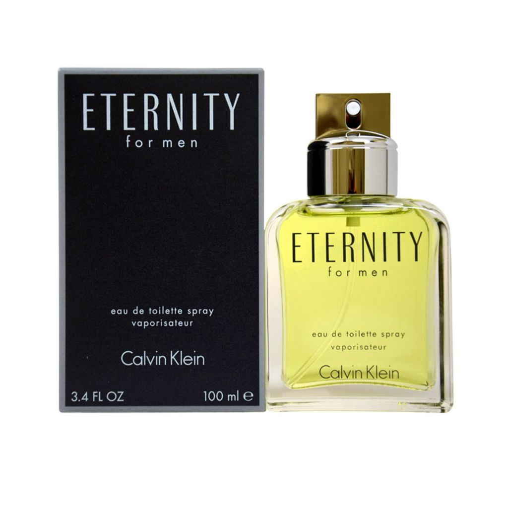 309-046 - Eternity by Calvin Klein Eau de Toilette Spray 3.4 oz