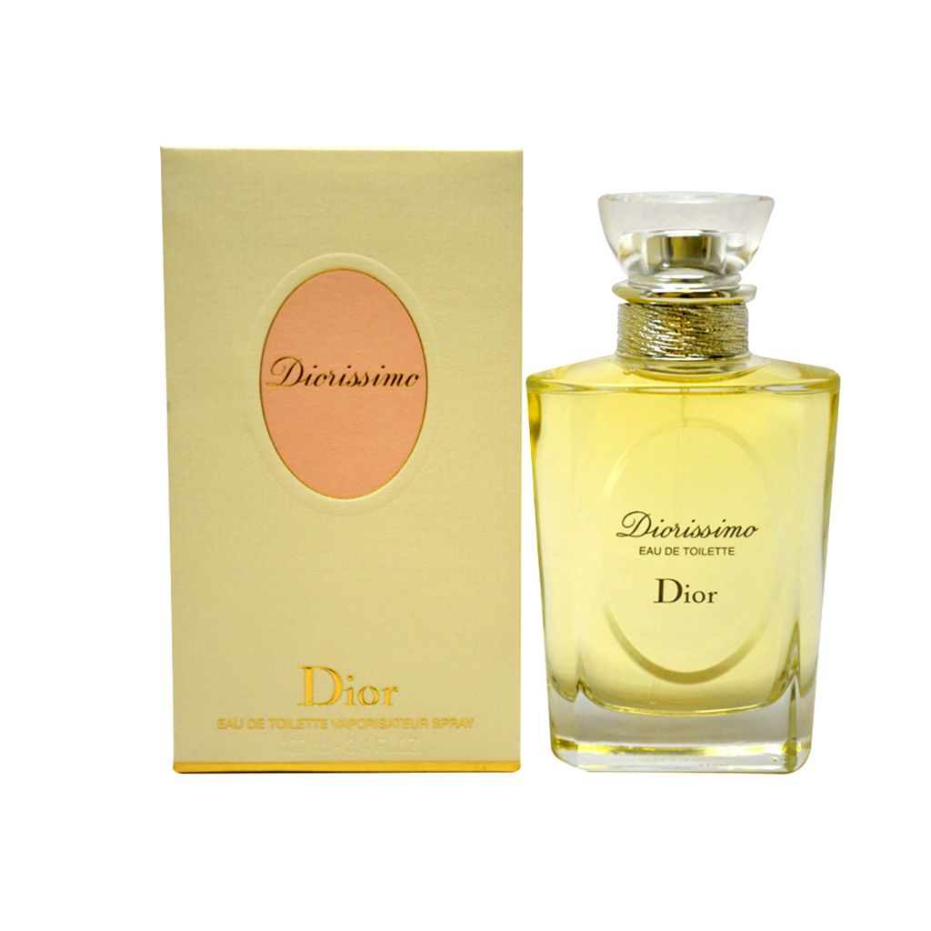 309-054 - Diorissimo by Christian Dior Eau de Toilette Spray 3.4 oz