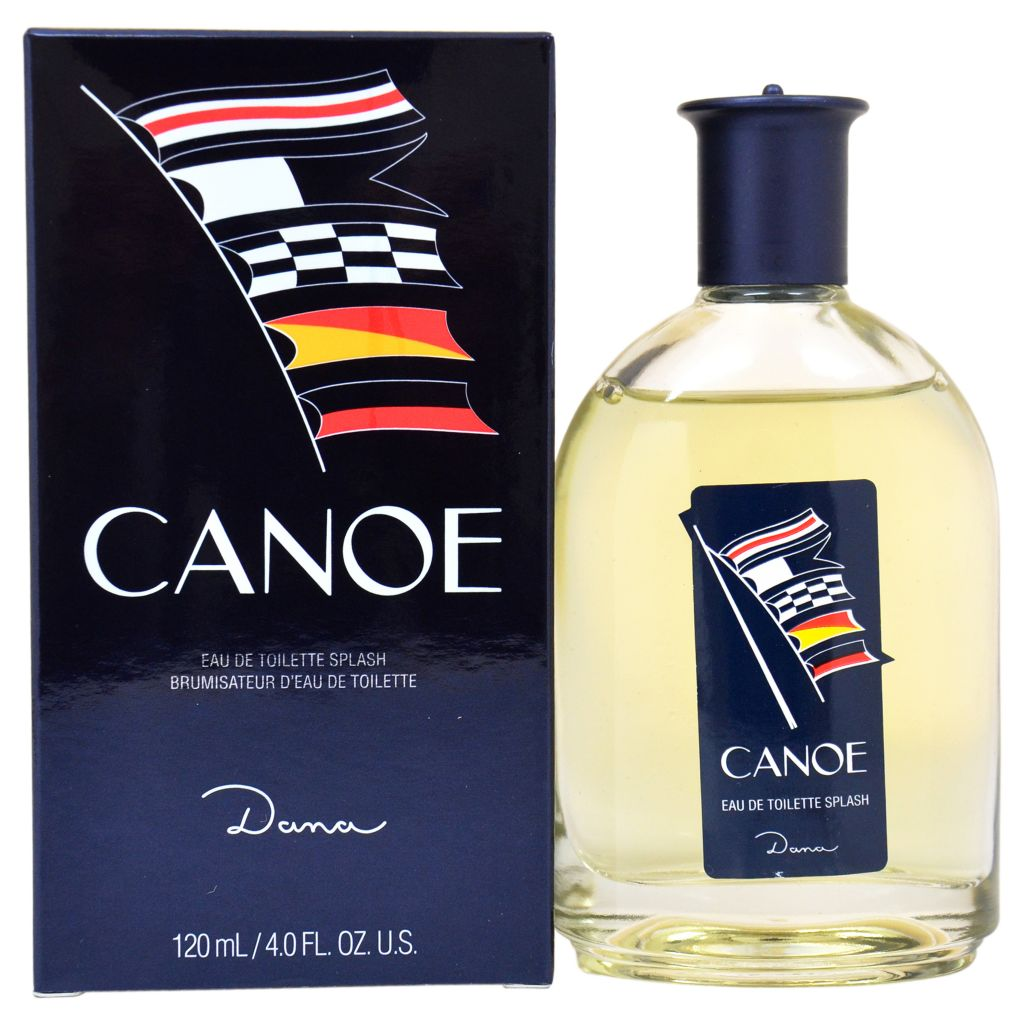 309-060 - Canoe by Dana Eau de Toilette Splash 4 oz