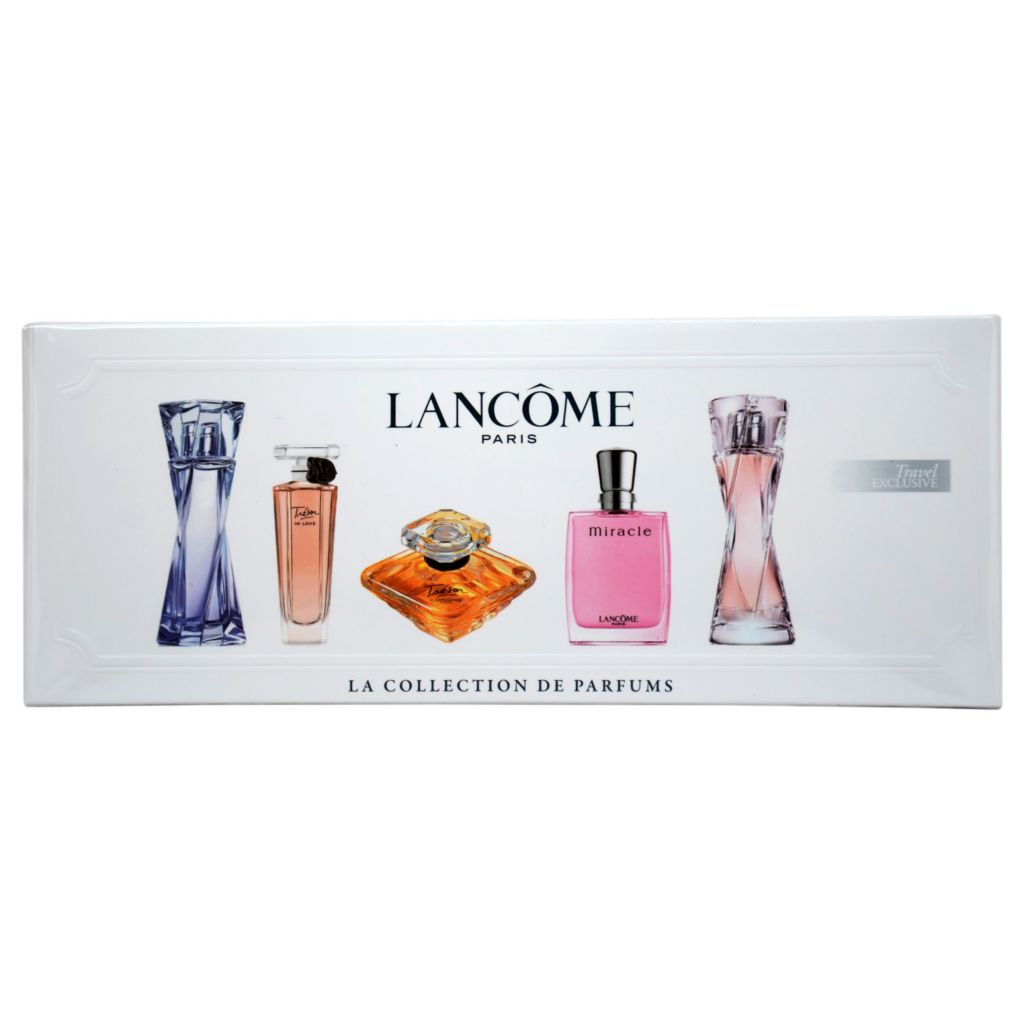 309-121 - Lancome Woman's Eau de Parfum Five-Piece Best of Lancome Variety Set