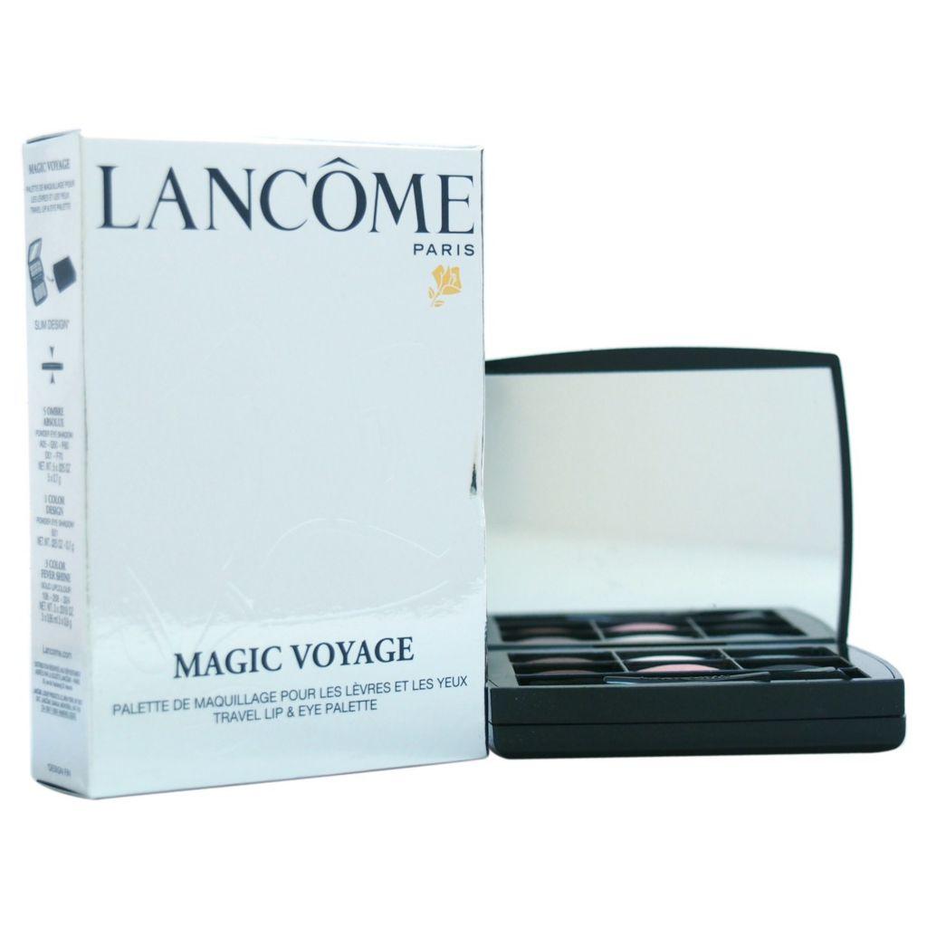 309-142 - Lancome Magic Voyage Travel Lip & Eye Palette