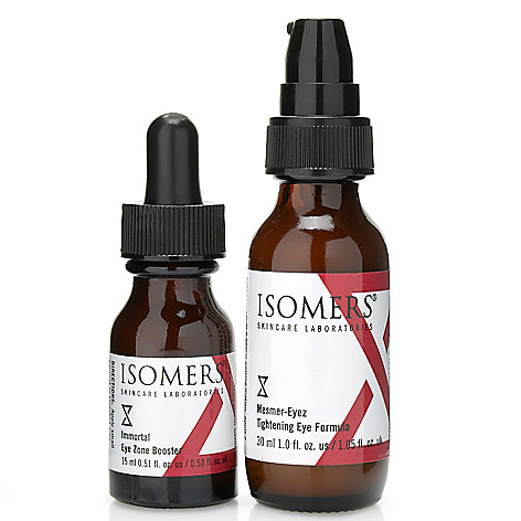309-912 - ISOMERS Skincare Immortal-Eyez Day & Night Eye Firming Duo