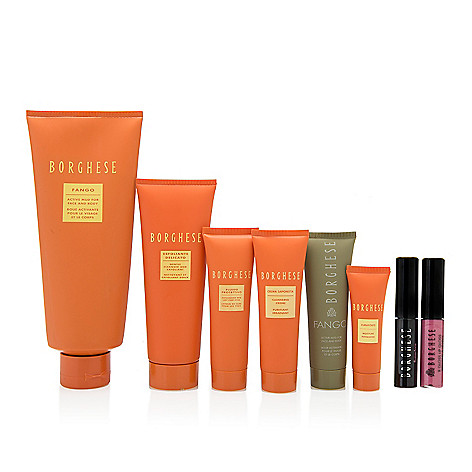 """312-145- Borghese Eight-Piece """"Must Haves"""" Skincare & Color Collection"""