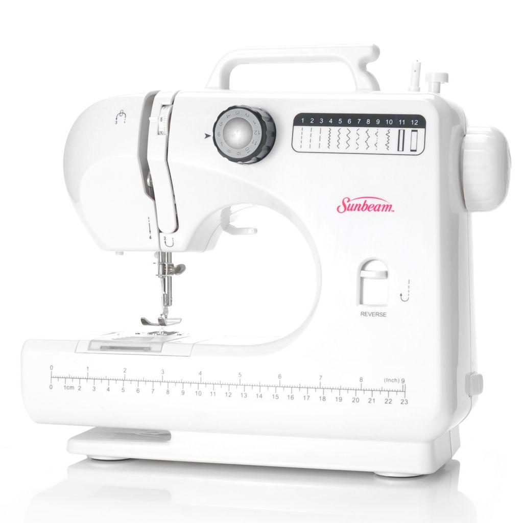 400-579 - Sunbeam Intermediate Sewing Machine & 100-Piece Sewing Kit
