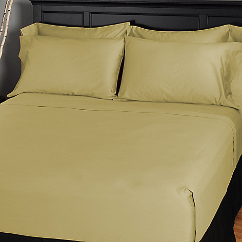 401-626 - North Shore Linens™ 600TC Egyptian Cotton Six-Piece Sheet Set