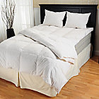 401-737 - Cozelle® Nano-Tex® Beautiful Dreamer™ Comforter, Featherbed & Pillows Set