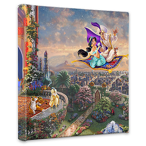 403-271 - Thomas Kinkade Disney Dreams Collection 14'' x 14'' Gallery Wrap