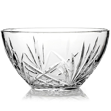 404-195 - Marquis® by Waterford® Brookside 10'' Crystal Bowl