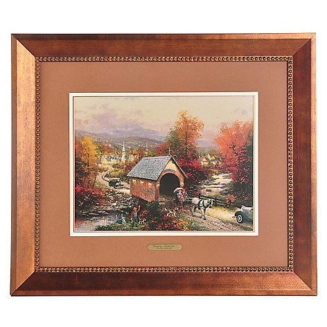 405-635 - Thomas Kinkade Country Memories 16'' x 20'' Framed Print