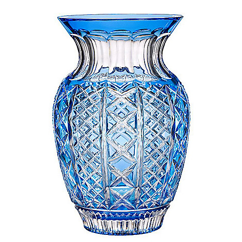405-799 - Waterford® Fleurology Molly 12'' Crystal Bouquet Vase