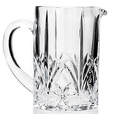 405-845 - Marquis® by Waterford® Brookside 28 oz Crystalline Pitcher