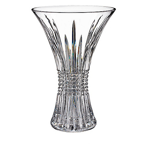 406-199 - Waterford® Crystal Lismore Diamond 14'' Vase