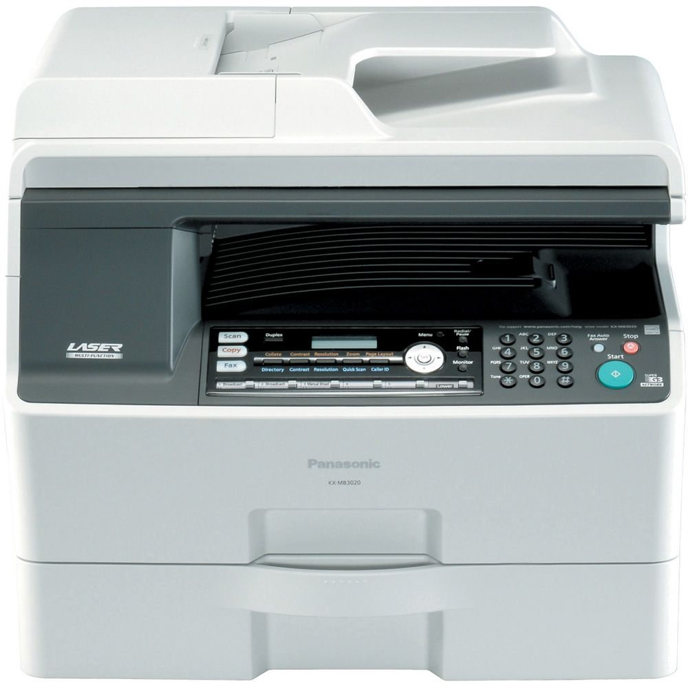 408-174 - Panasonic KX-MB3020 Laser Multi-Function Printer