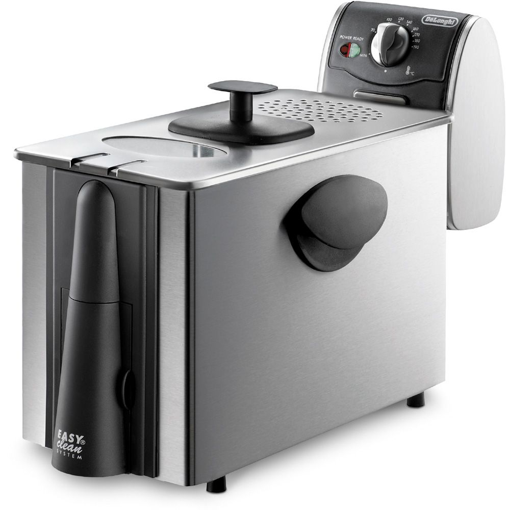 408-338 - DeLonghi Dual Zone Deep Fryer