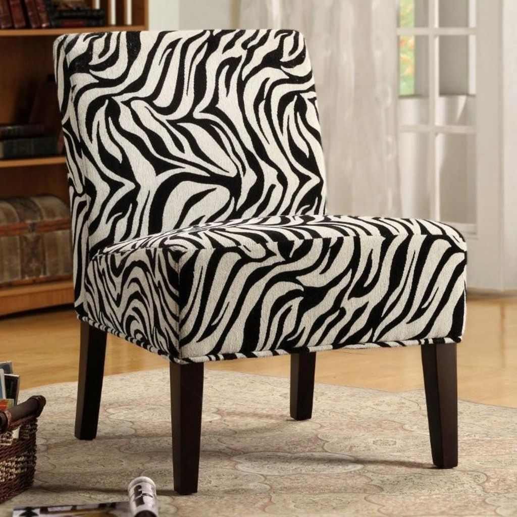 410-959 - LOUNGER CHAIR ZEBRA