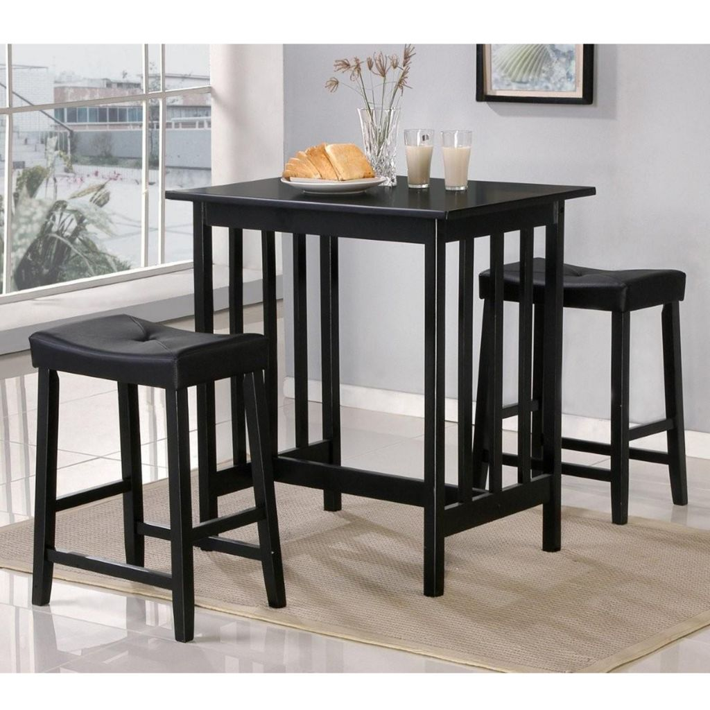 411-245 - HomeBasica Three-Piece Dining Set