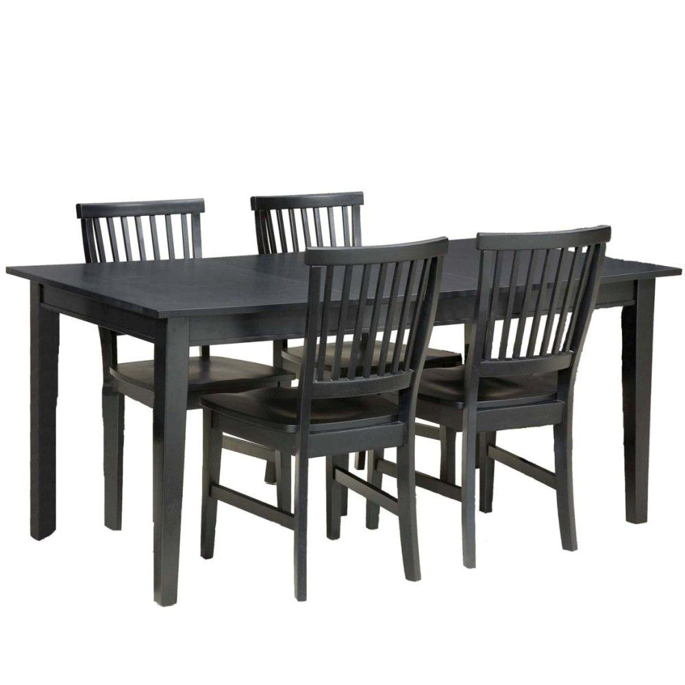 412-368 - Home Styles Arts & Crafts Collection Five-Piece Dining Set
