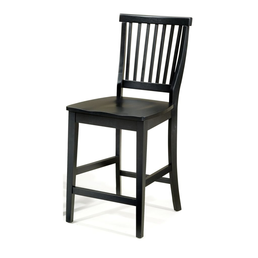 "412-376 - Home Styles Arts & Crafts Collection 24"" Bistro Stool"