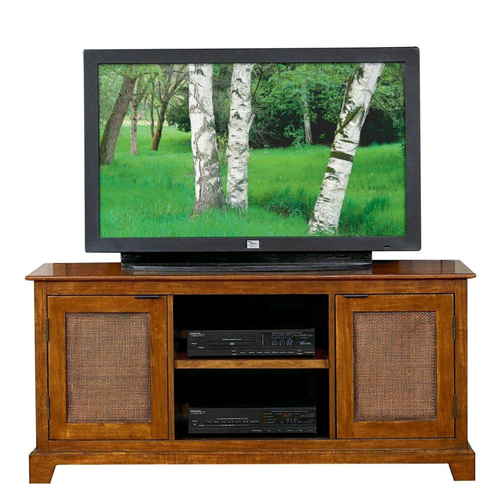 412-511 - Home Styles Jamaican Bay Collection Entertainment Stand