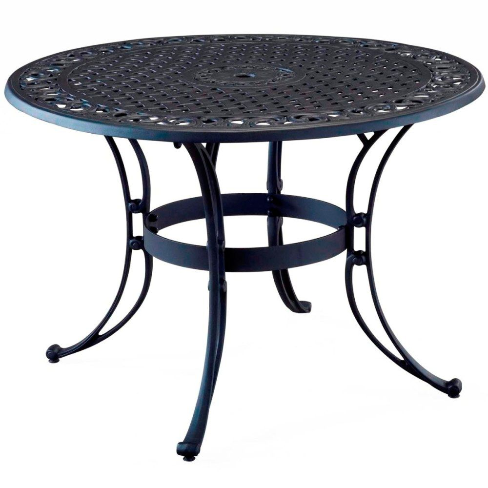 "412-565 - Home Styles 42"" Round Outdoor Dining Table"