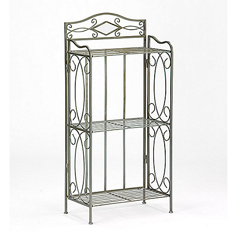 412-989 - NeuBold Home Reflections Three-Tier Rack