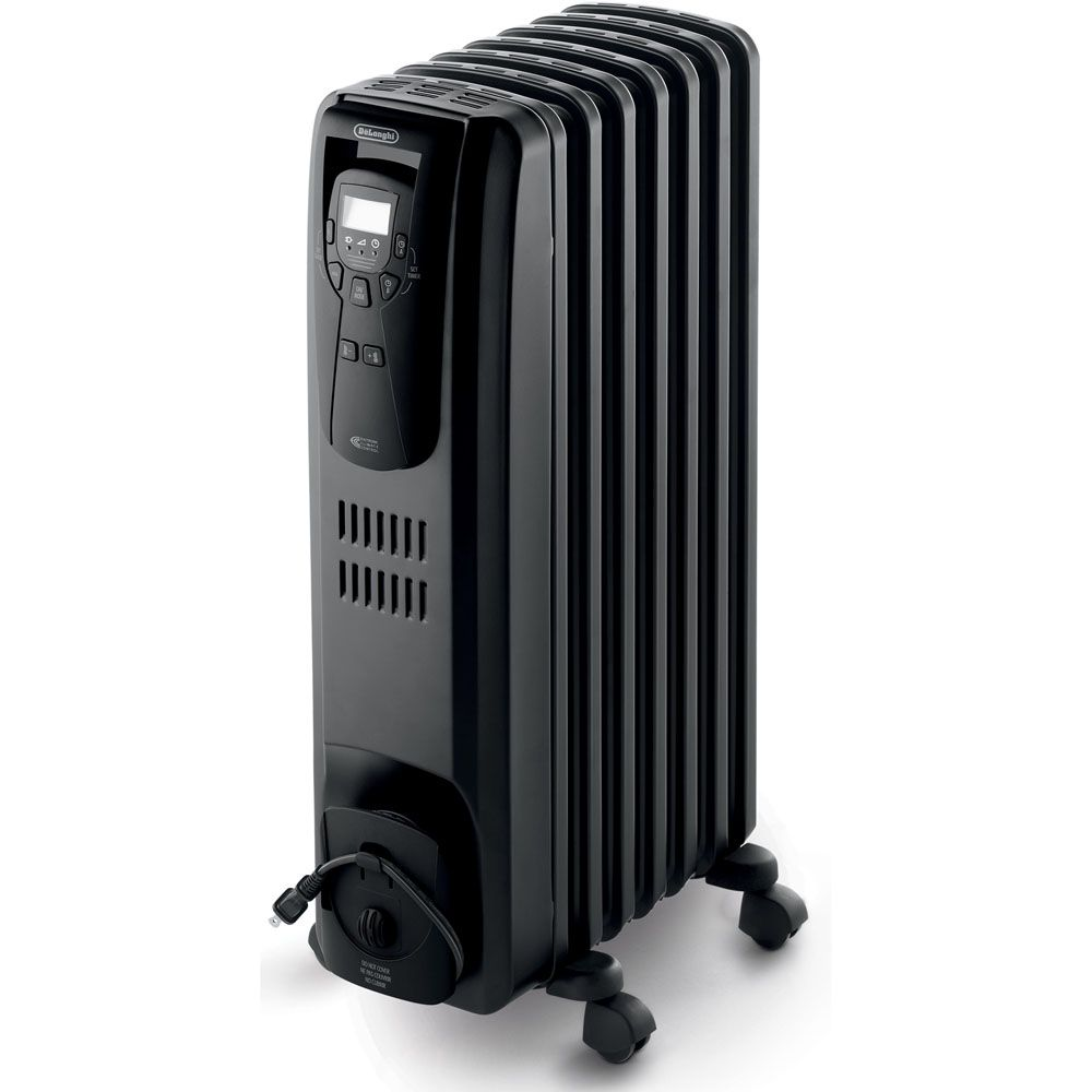 415-255 - DeLonghi Digital Oil-Filled Radiator