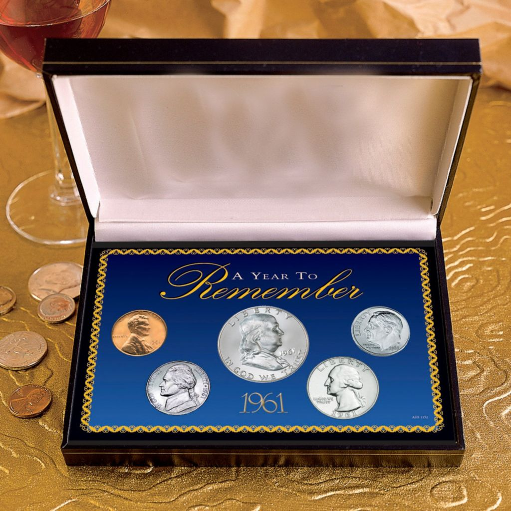 415-263 - Year to Remember Coin Collection (Choose from 1934-1965)