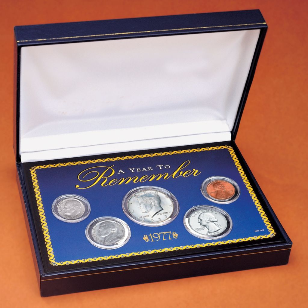 415-264 - Year to Remember Coin Collection (Choose from 1965-2012)