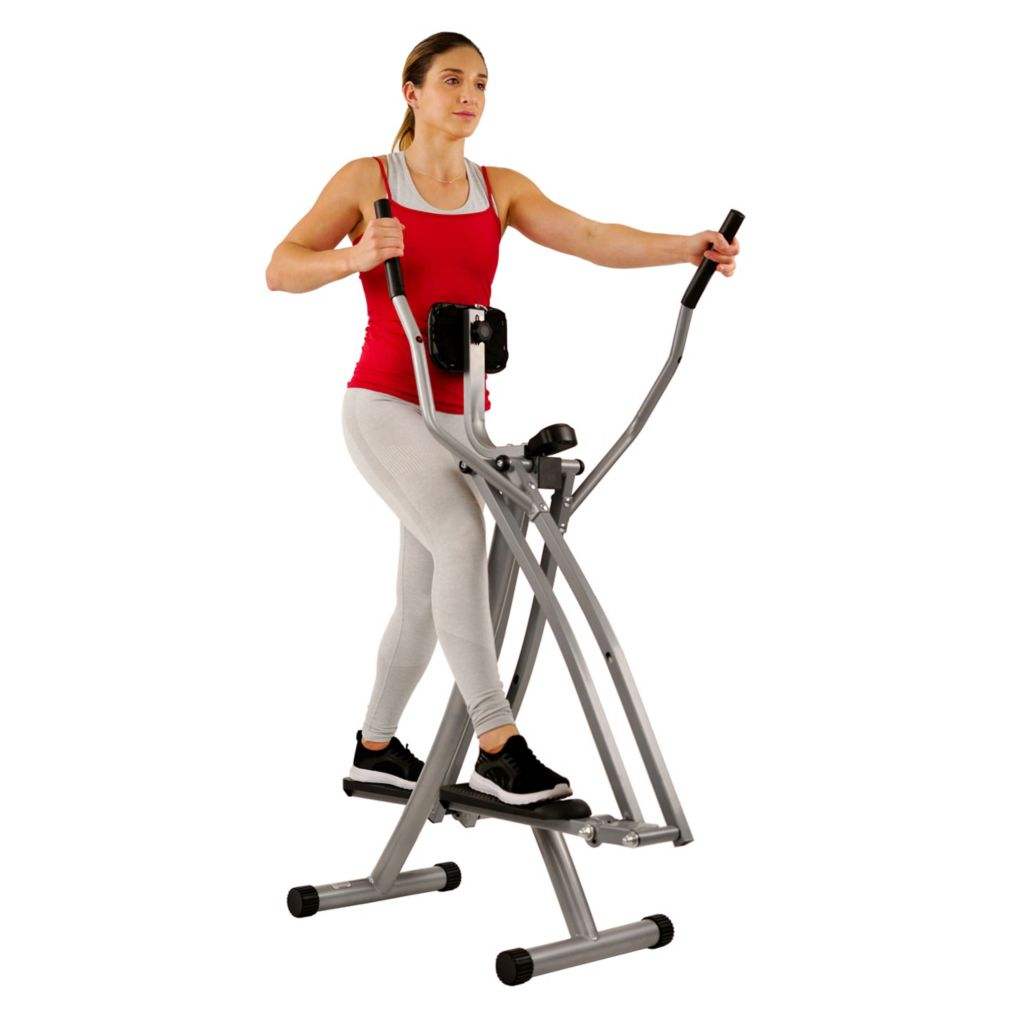 415-449 - Sunny Health and Fitness Air Walk Trainer