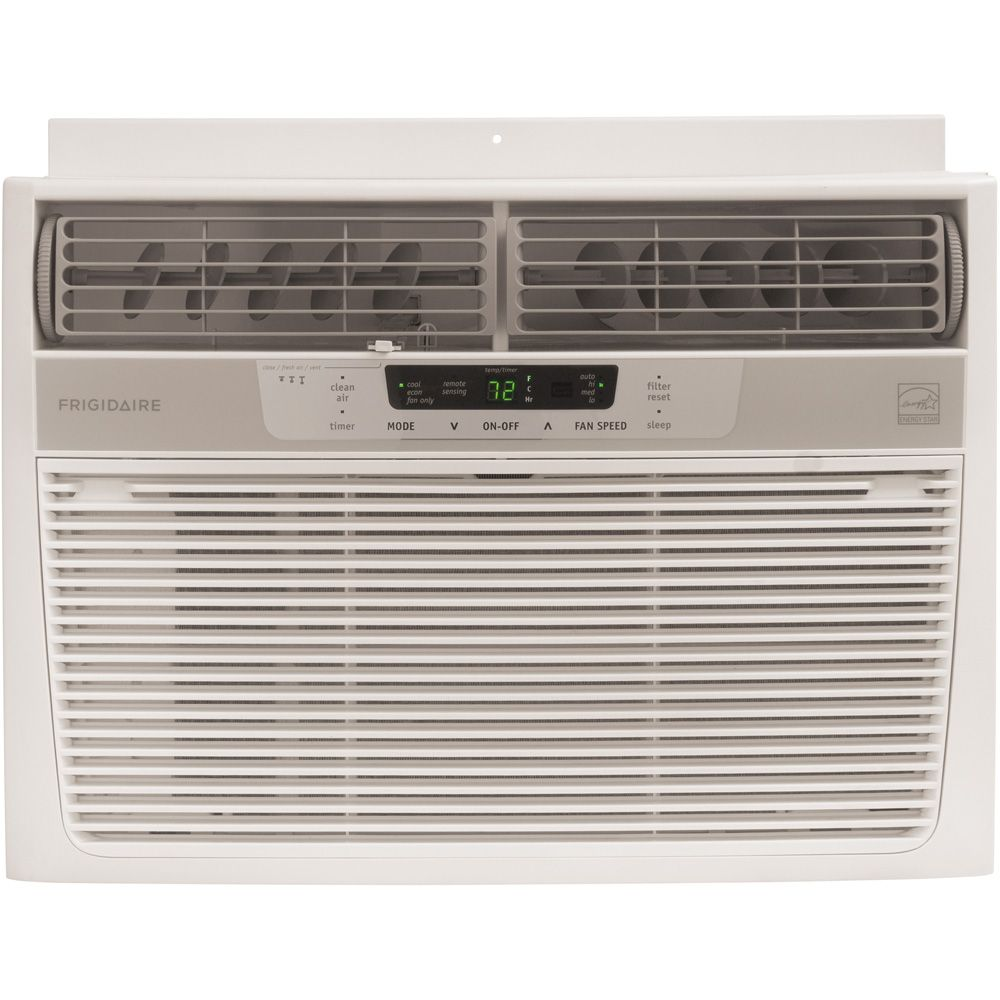 417-220 - Frigidaire FRA126CT1 12,000 BTU Window Air Conditioner w/ Temperature Remote