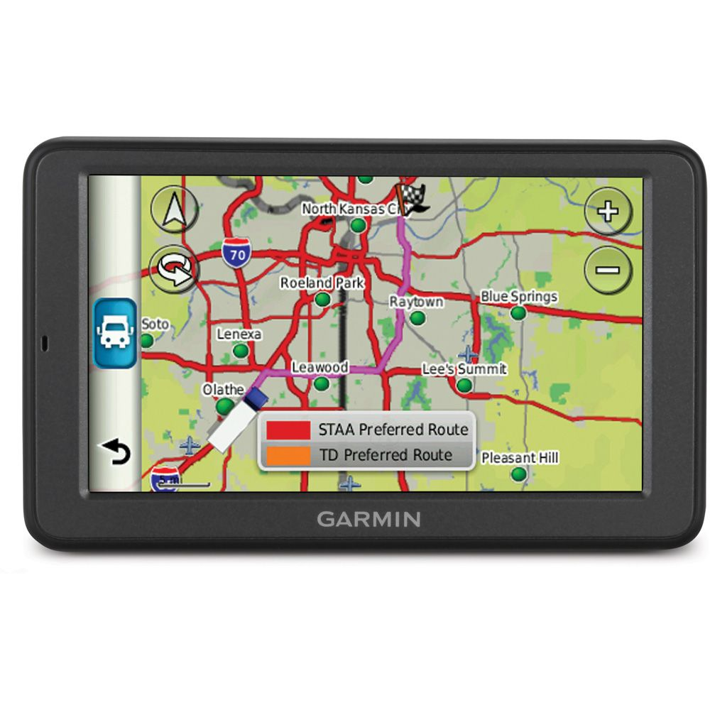 "417-357 - Garmin DEZL560LMT 5"" Truck GPS Navigator w/ Lifetime Map & Traffic Updates"