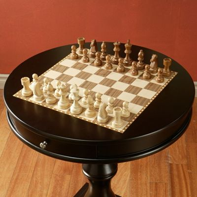 417-563 - RST Living Artisan Chess Table