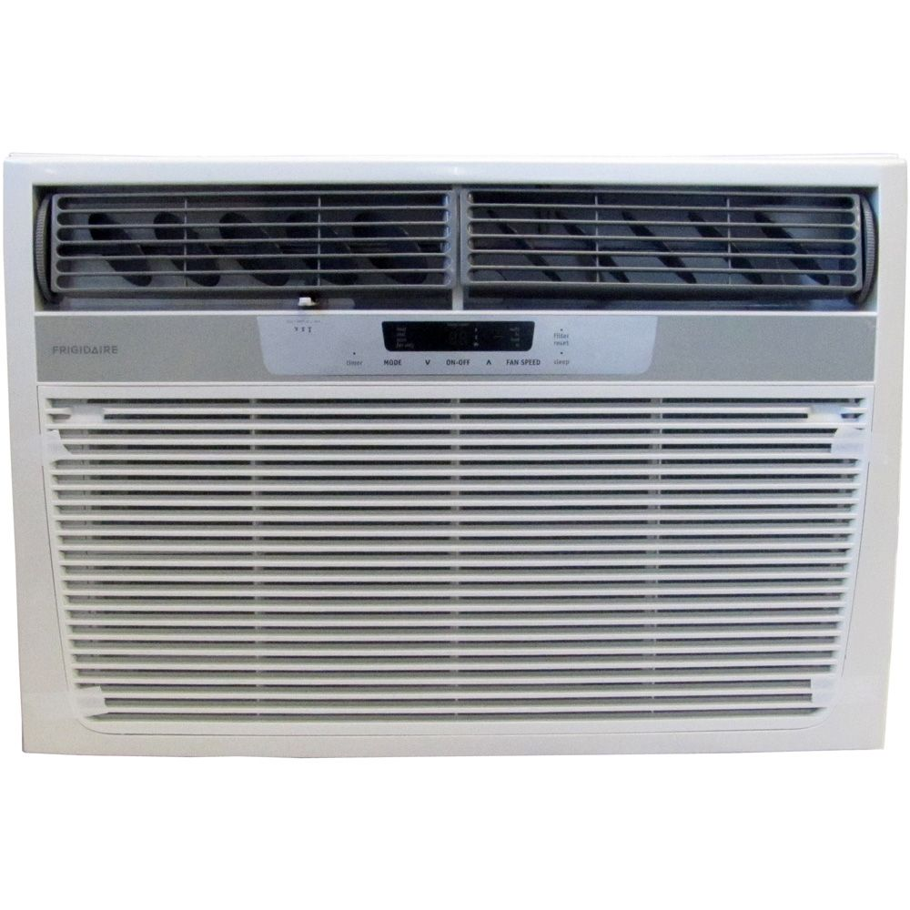 417-630 - Frigidaire FRA25ESU2 25,000 BTU Cool / 16,000 BTU Heat 220 Volt Window Air Conditioner