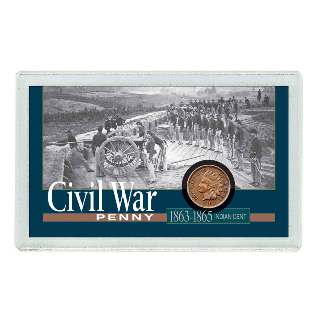 418-044 - Civil War Penny