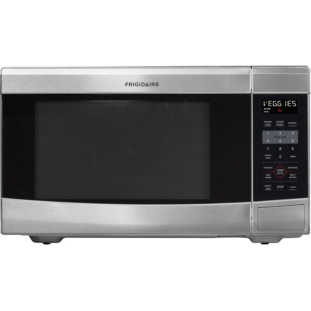 418-637 - Frigidaire Stainless Steel 1.6 Cu. Ft. Countertop Microwave Oven