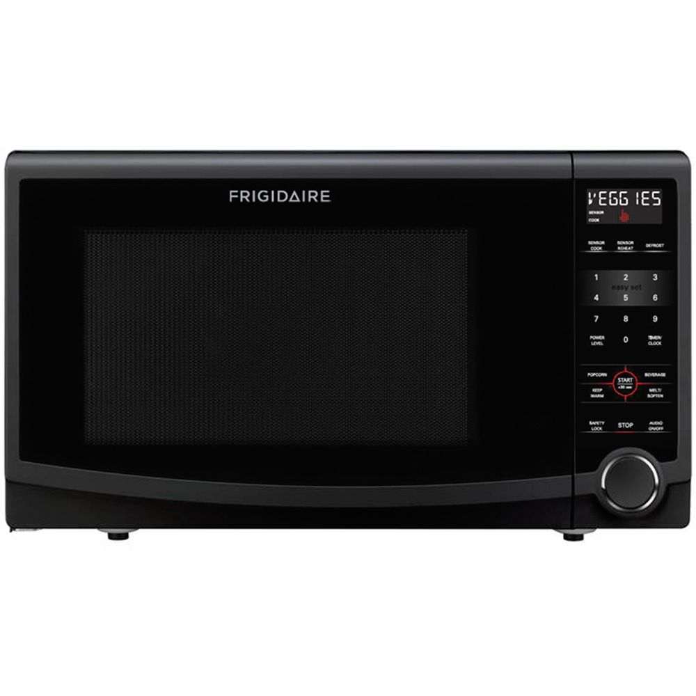 418-639 - Frigidaire Black 2.2 Cu. Ft. Countertop Microwave Oven