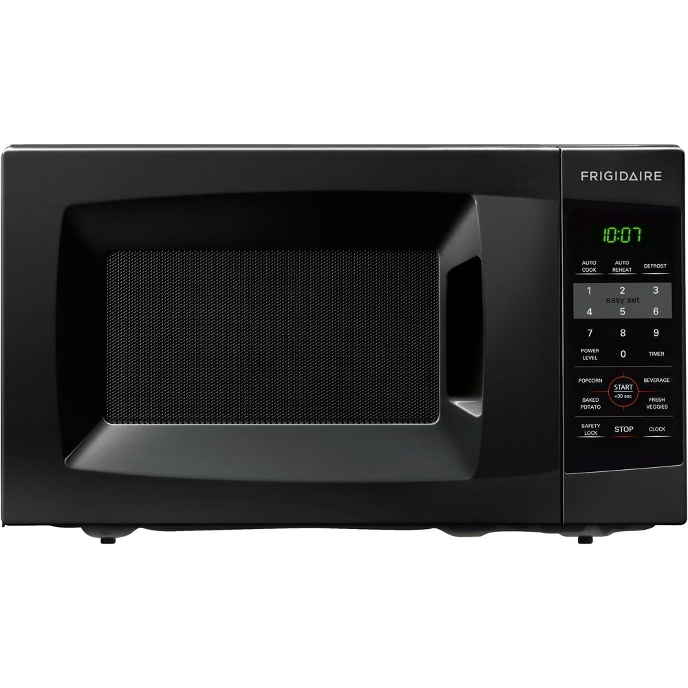 418-642 - Frigidaire Black 0.7 Cu. Ft. Countertop Microwave Oven
