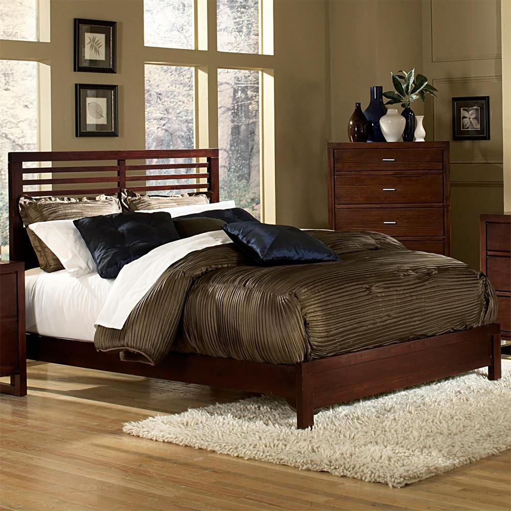 418-884 - Refined European Queen Size Bed