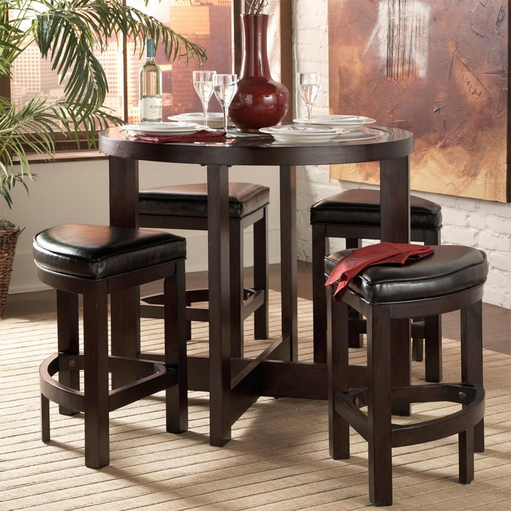 418-903 - Capria Five-Piece Counter Height Pub Set