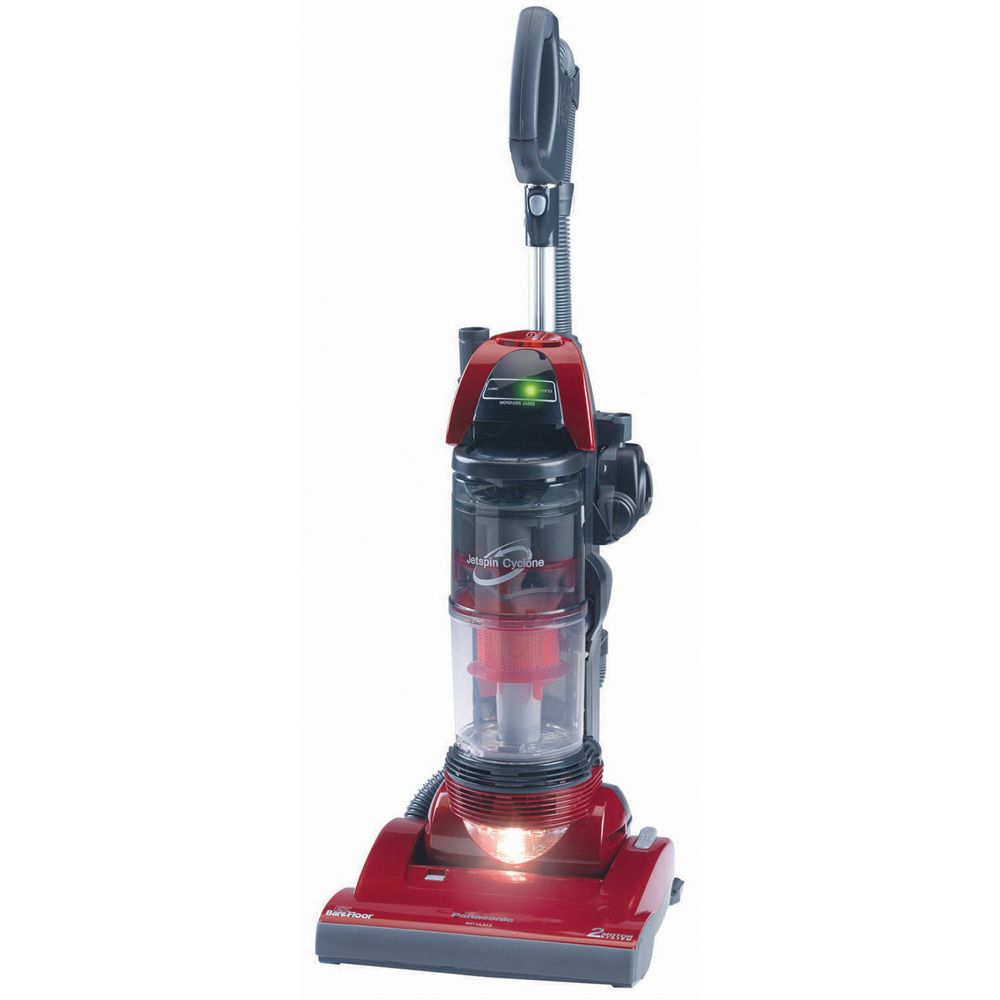 419-682 - Panasonic MCUL915 12 Amp Cyclonic Bagless Upright Vacuum