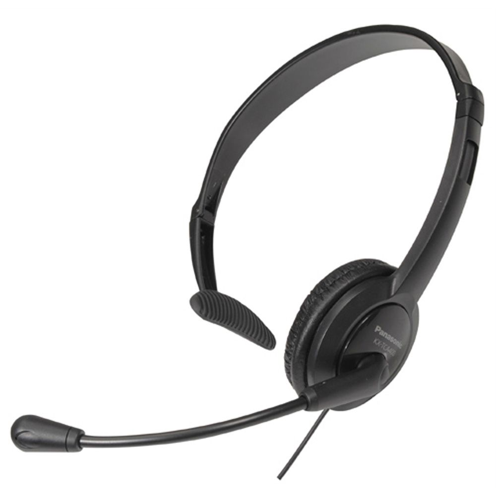 419-790 - Panasonic KX-TCA400 Lightweight Microphone Headset