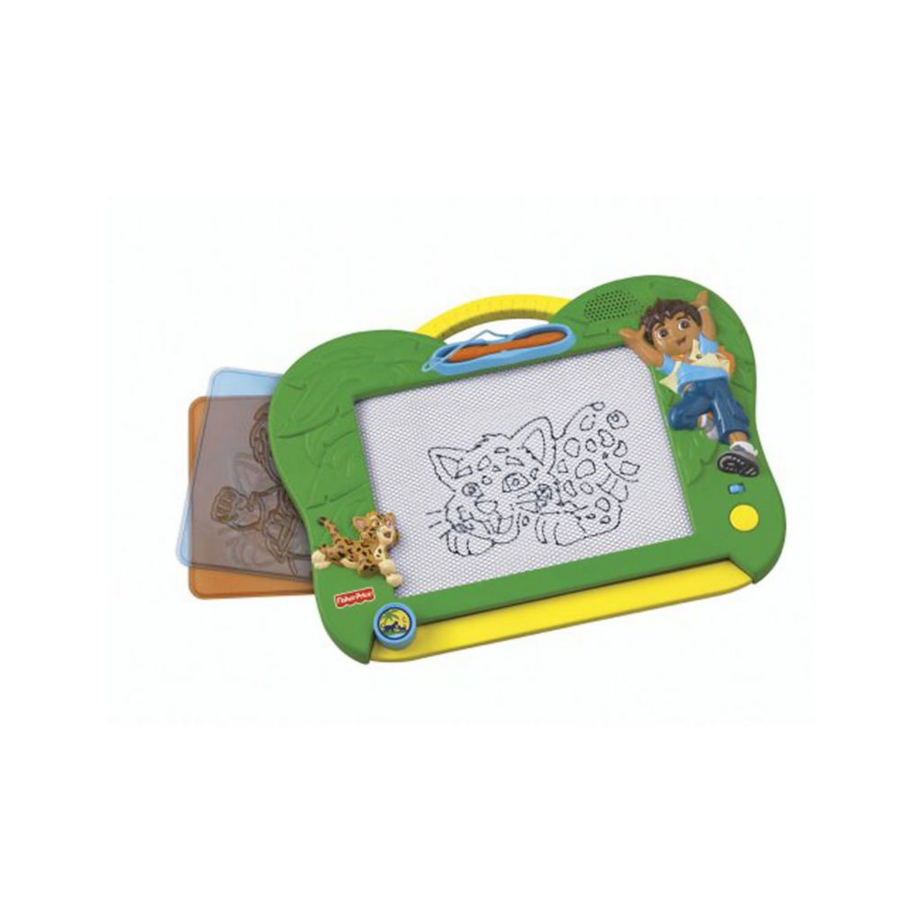 420-933 - Doodle Pro Nick Jr. Go Diego Go Screen Drawing Surface