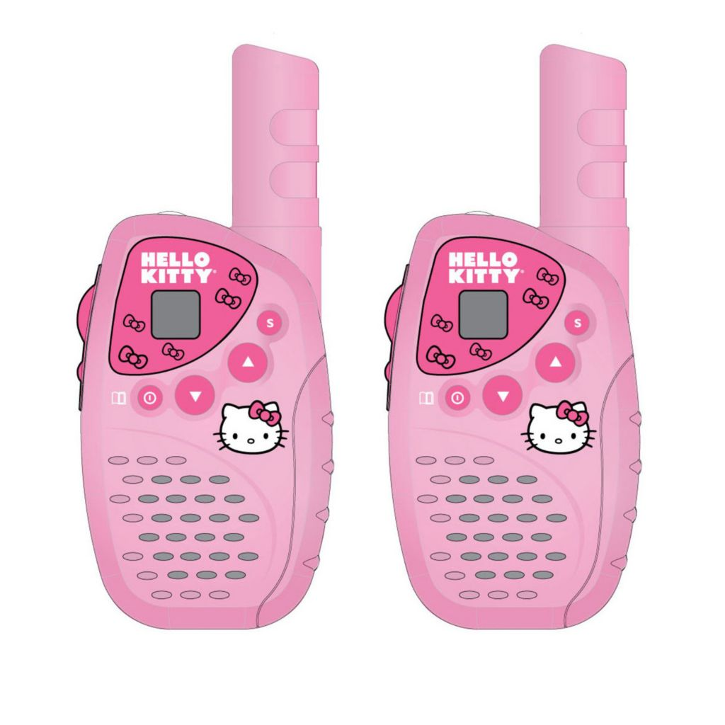 420-958 - Hello Kitty® Mini FRS Two Piece Set Walkie Talkie