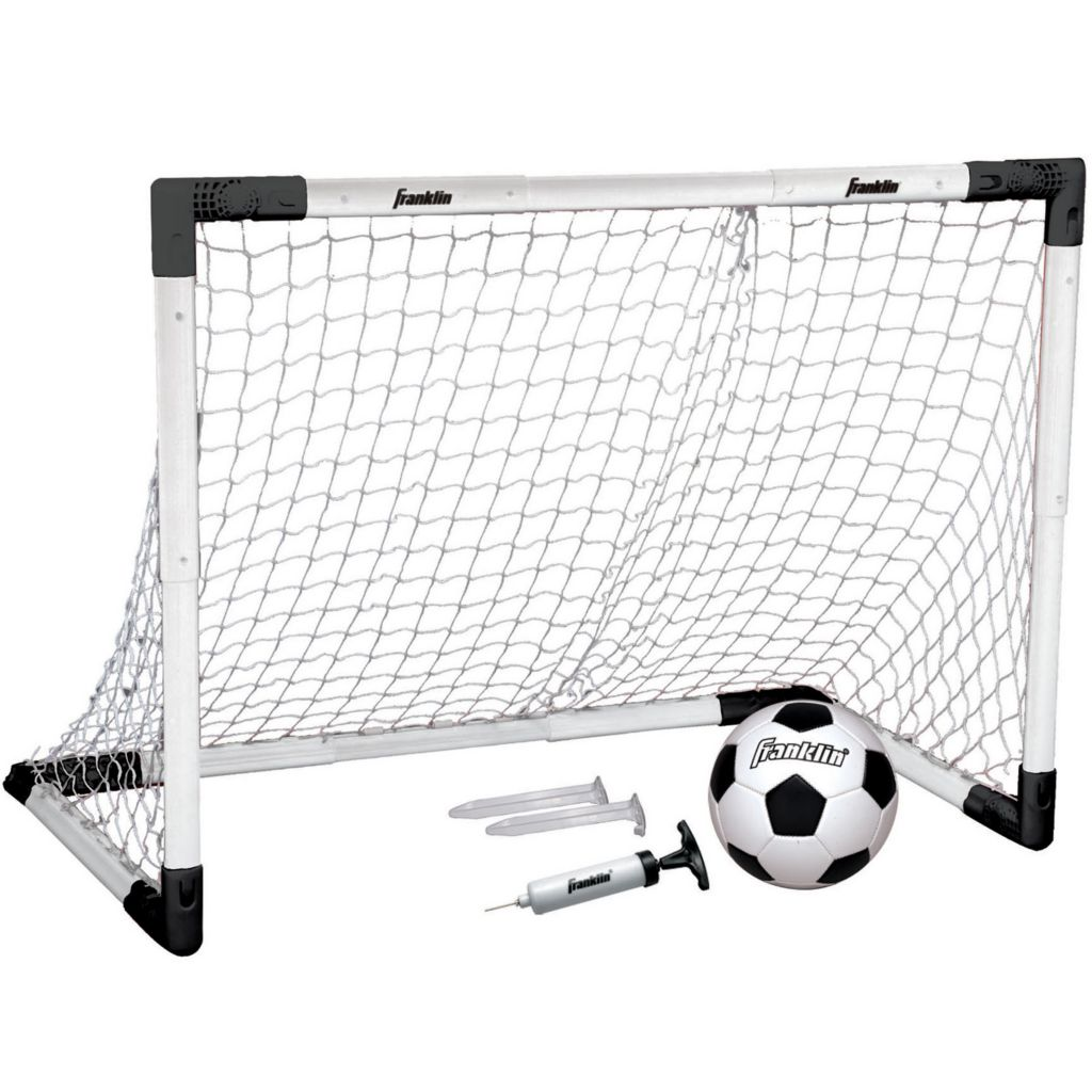 421-717 - Franklin MLS Insta-Set Youth Soccer Goal & Ball Set