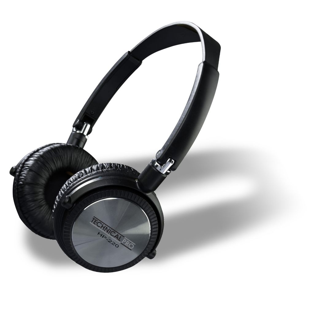 421-723 - Technical Pro HP220 Professional Headphones