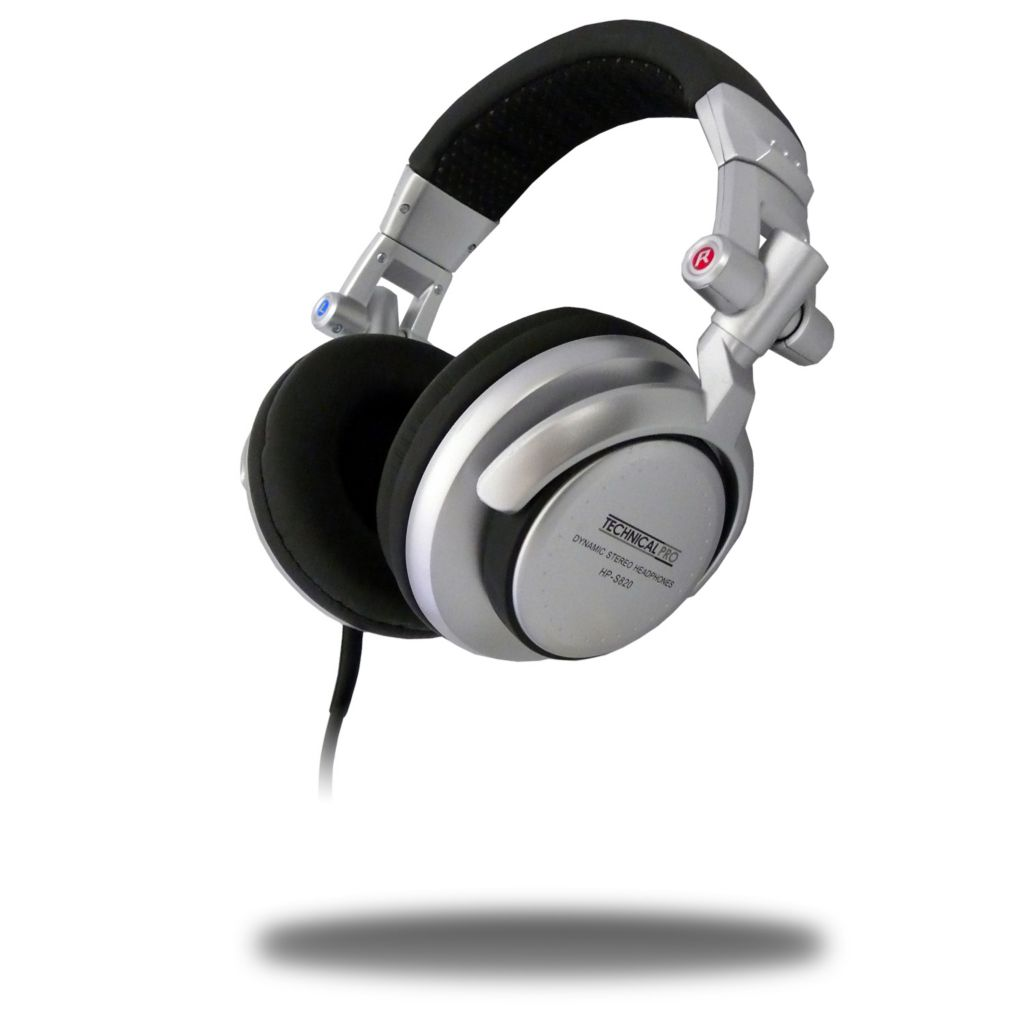 421-731 - Technical Pro HPS820 Professional Headphones