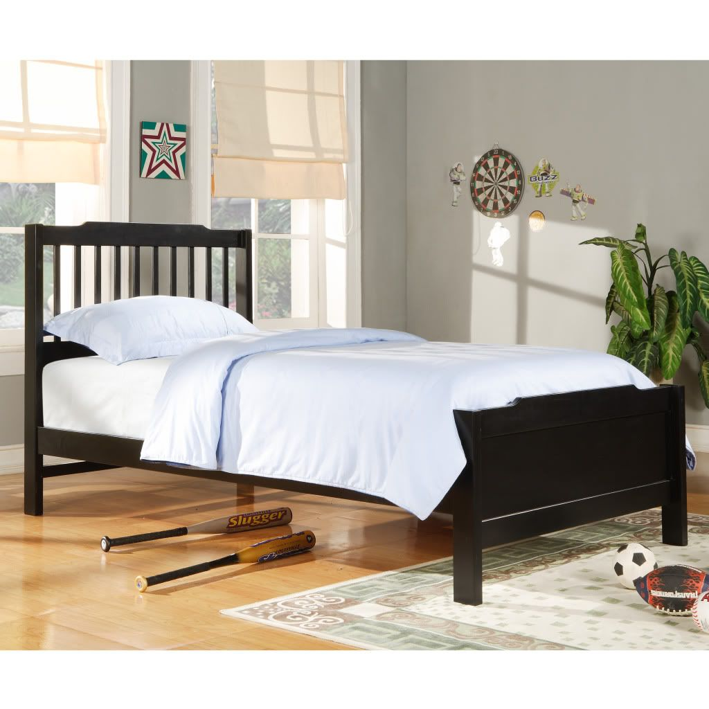 422-715 - HomeBasica  Twin Captain Bed