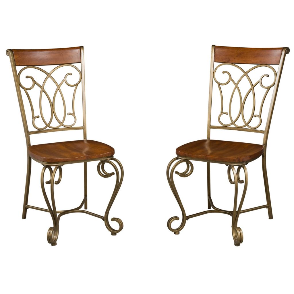 423-061 - Home Styles St. Ives Dining Chairs - Set of Two