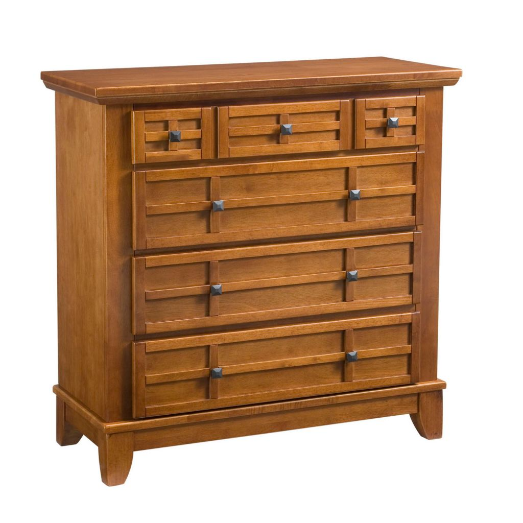 423-073 - Home Styles Arts & Crafts Chest