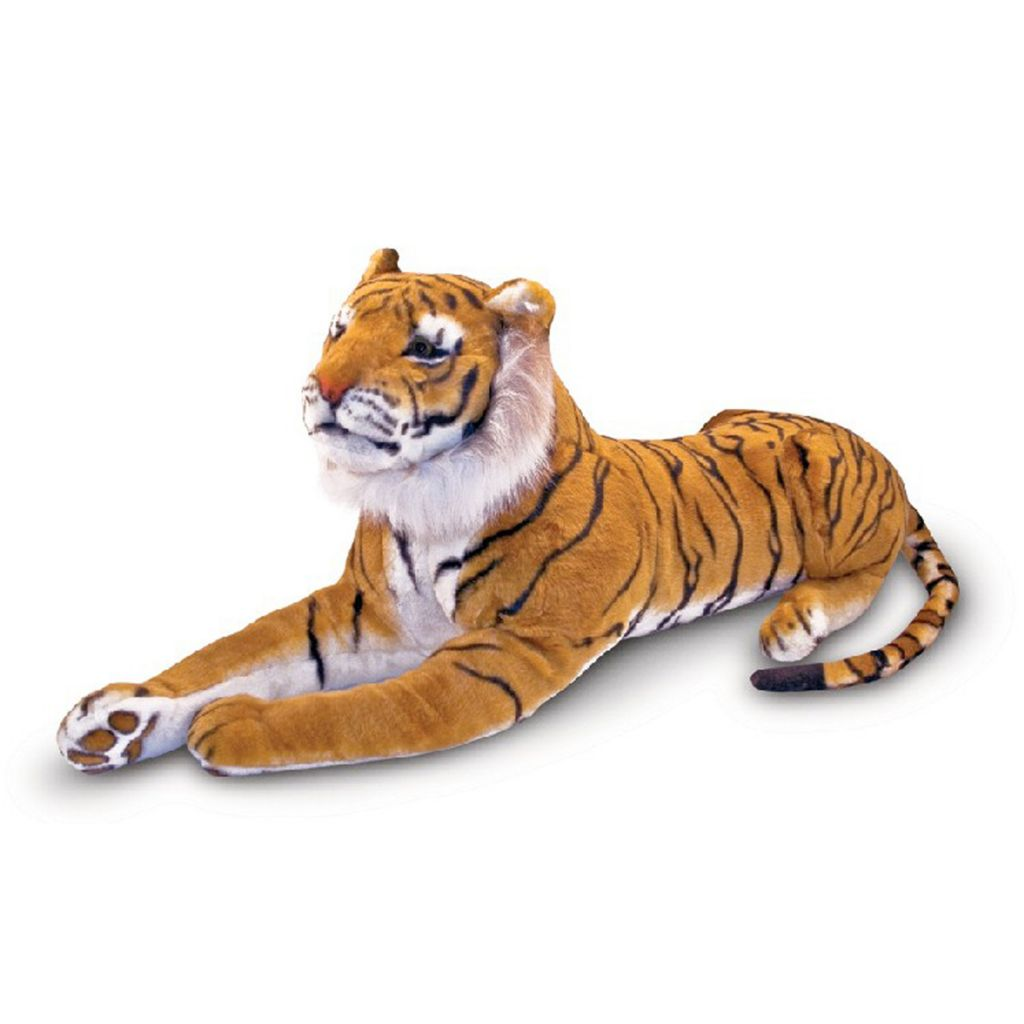 423-198 - Melissa & Doug® Plush Tiger